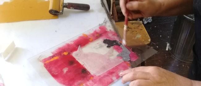 Beginners Printmaking with Stephanie Turgoose