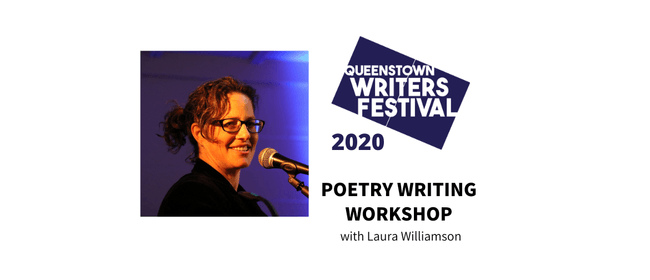 Fill in the Blank - Poetry Workshop with Laura Williamson