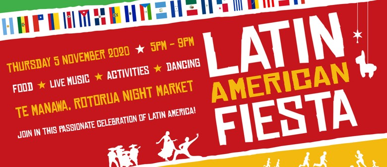 Latin American Fiesta