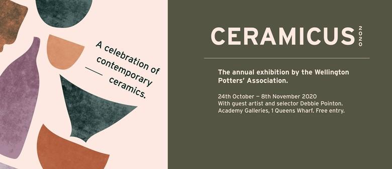 Ceramicus 2020 - Annual Ceramics Exhibition