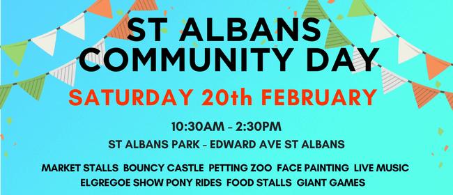 St Albans Community Day