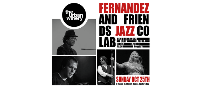 Fernandez & Friends Jazz Collab