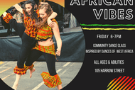 African Vibes - Community Dance