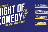 A Hysterical Night of Comedy