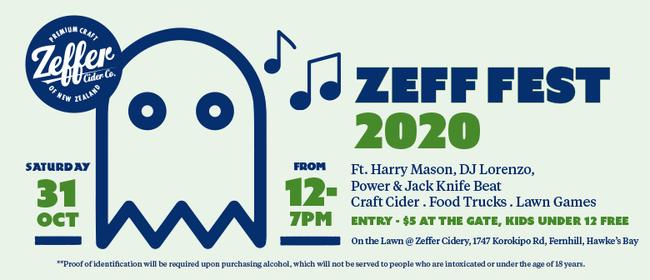 Zeff Fest 2020