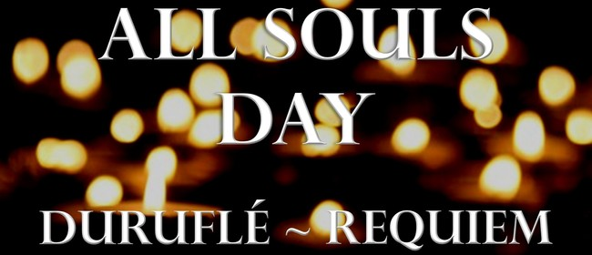 Choral Memorial Mass for All Souls Day