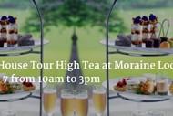 Twizel House Tour - High Tea at Moraine Lodge