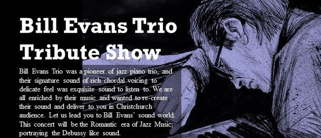 Bill Evans Trio Tribute Show