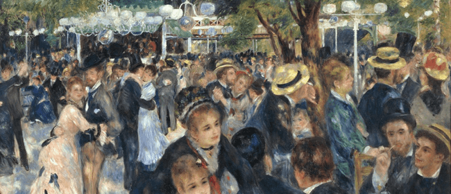 Christmas with the French Impressionists: POSTPONED