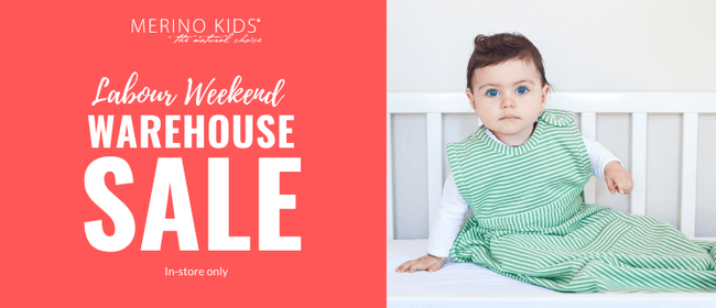 Merino Kids Warehouse Sale