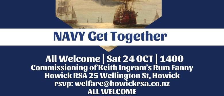 Navy Get Together