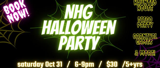 NHG Halloween Party
