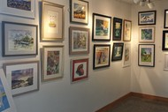 """""""The Auckland Watercolour Society"""" Annual Members awards"""