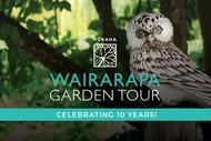 2020 Pūkaha Wairarapa Garden Tour