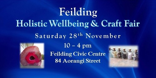 Holistic Wellbeing & Craft Fair