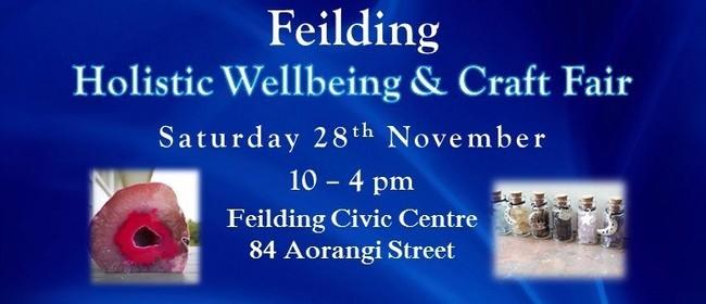 Holistic Wellbeing & Craft Fair
