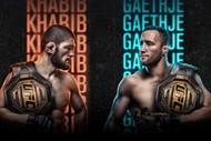 UFC254 Khabib vs Gaethje