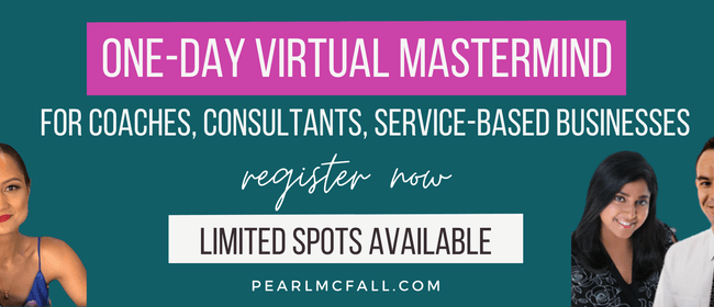 6 Figures In 6 Months Blueprint One-Day Virtual Mastermind