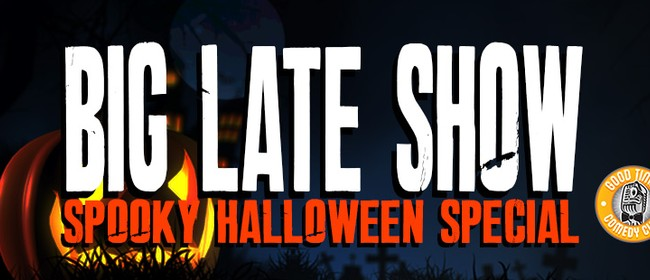 The Big Late Show Halloween Special