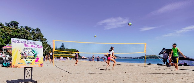 ACVC Summer Series: Beach Volleyball