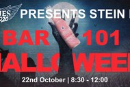 AUES Presents Stein III: Halloween Bash