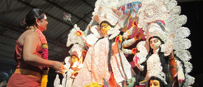 Navaratri - Preparing and Welcoming Devi Into Our Hearts