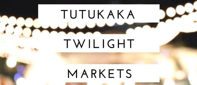 Tutukaka Twilight Market
