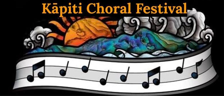 Kāpiti Choral Festival Concert