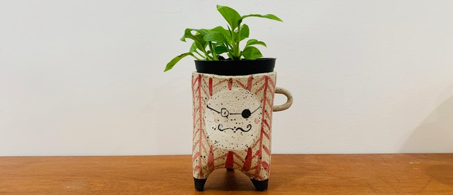 Pottery Plant Pirate 22-10-20