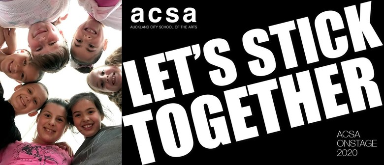 ACSA - Let's Stick Together