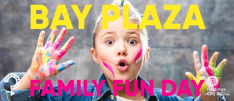 Bay Plaza Family FUN Day!