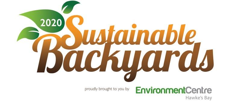 Sustainable Backyards-Bokashi and Worm Farm Workshop