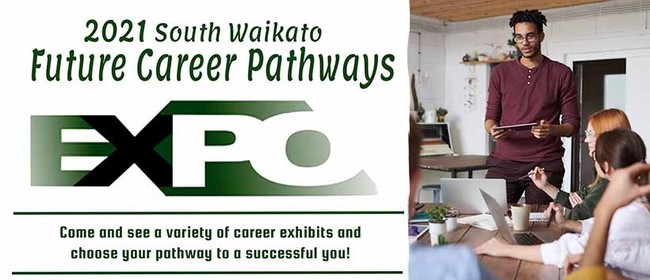 South Waikato Future Career Pathways Expo