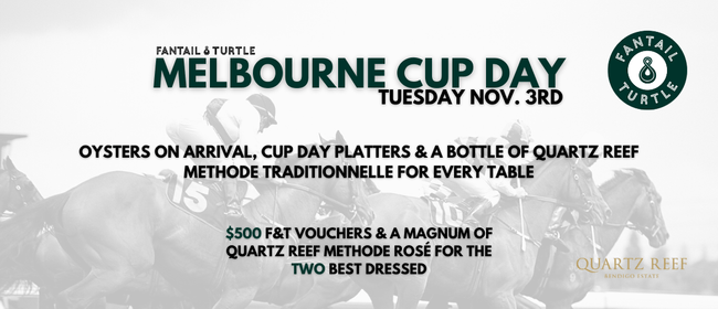 Celebrate the Melbourne Cup 2020 at Fantail & Turtle