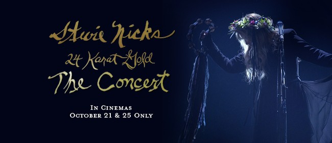 STEVIE NICKS 24 KARAT GOLD : The Concert