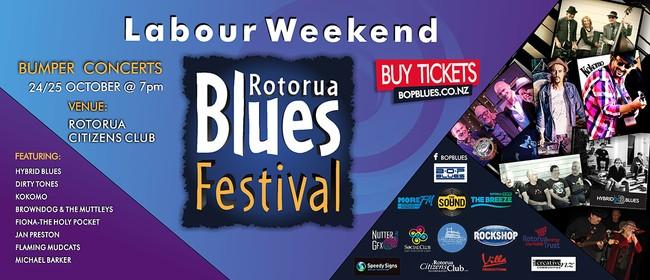 Rotorua Blues Festival