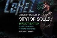 Corez Live DJ Set - City of Souls Kick Ons Wellington