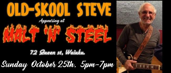 Old-Skool Steve