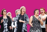 Sing Your Heart Out - Faultline Chorus Open Night