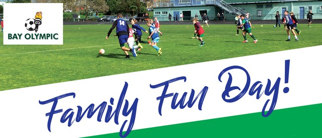 Bay Olympic Family Fun Day