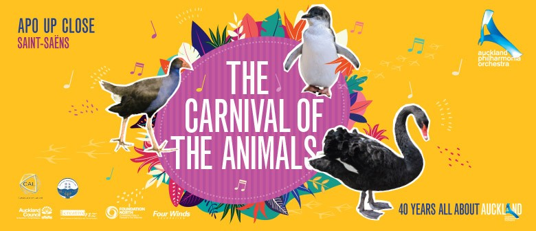APO Up Close: Saint-Saëns' The Carnival of the Animals