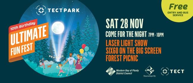 TECT Park Birthday - Ultimate Fun Fest Night Event