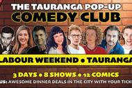 The Tauranga Pop-Up Comedy Club