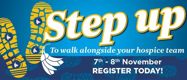 Step Up for Totara Hospice