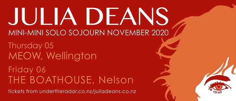 Julia Deans Solo