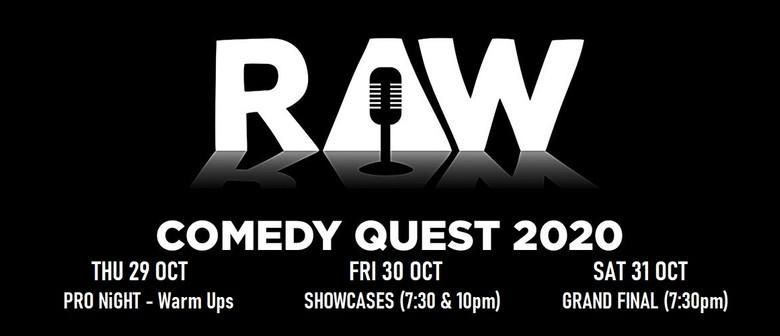 Raw Comedy Quest - Grand Final