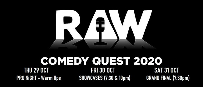 Raw Comedy Quest - Grand Final