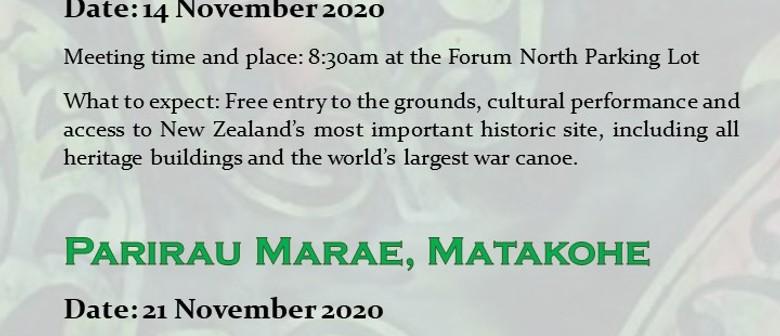 Cultural Journey: Parirau Marae