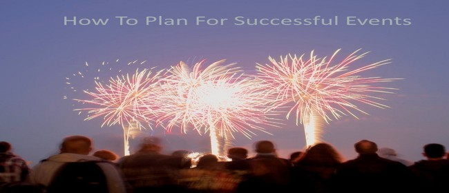 How To Plan For Successful Events