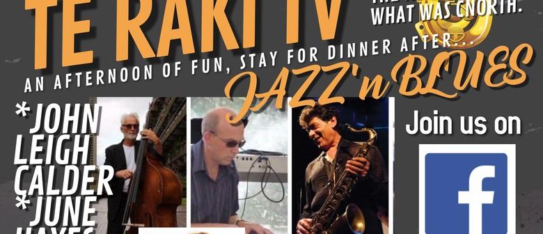 Sunday Jazz and Channel Northland Te Raki TV Re-launch
